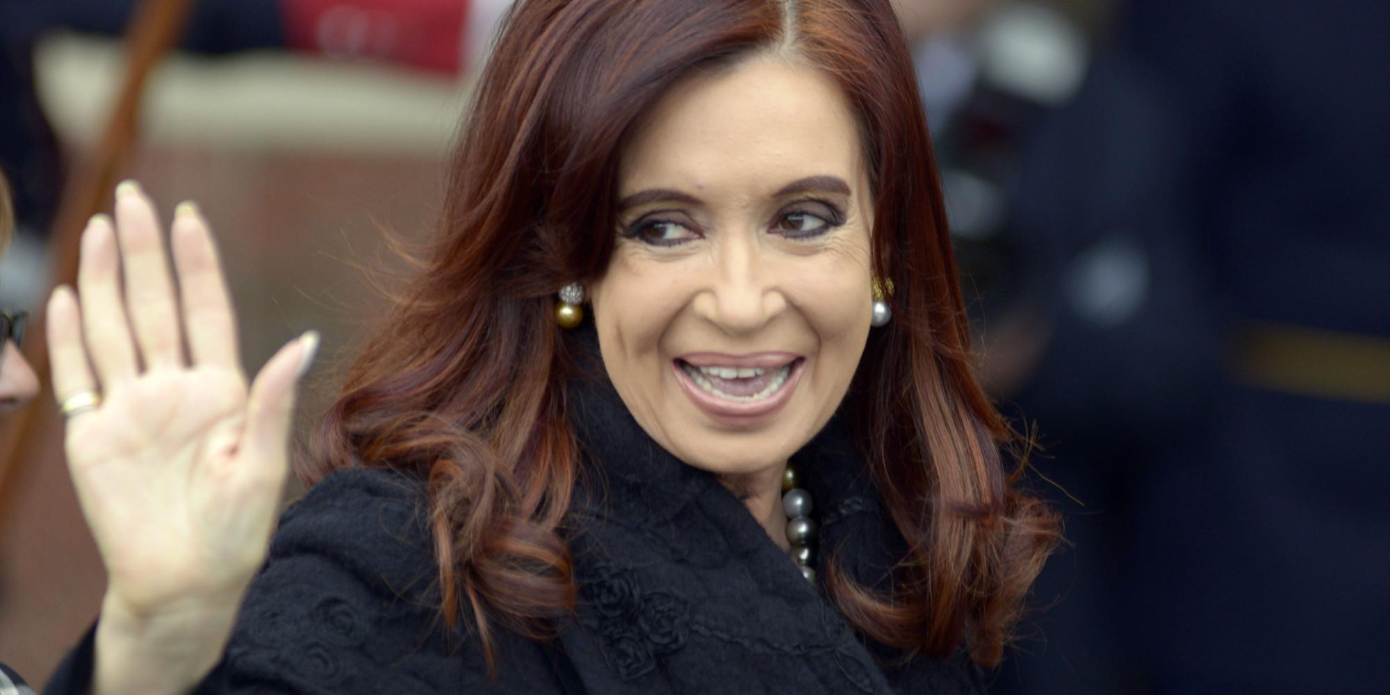 Cristina Kirchner deixa a Presidência da Argentina em dezembro. Foto: Reprodução