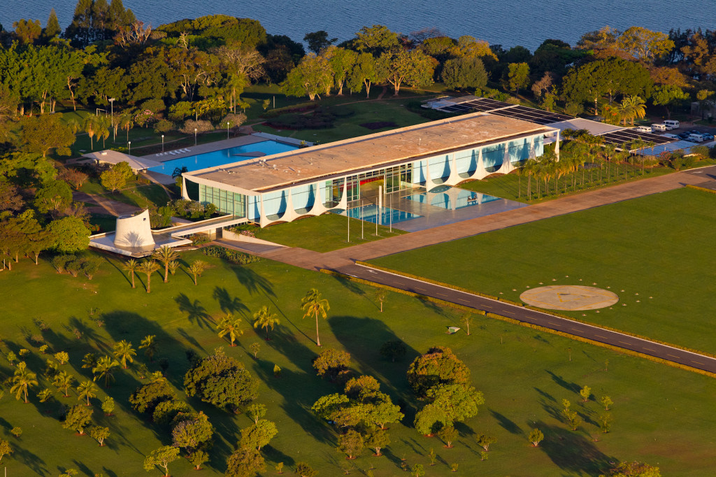 Brasília-DF, 29/06/2011. Palácio da Alvorada. Foto: Ichiro Guerra/PR.