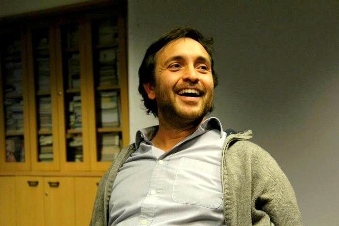 Alejandro Rebossio, correspondente internacional em Buenos Aires