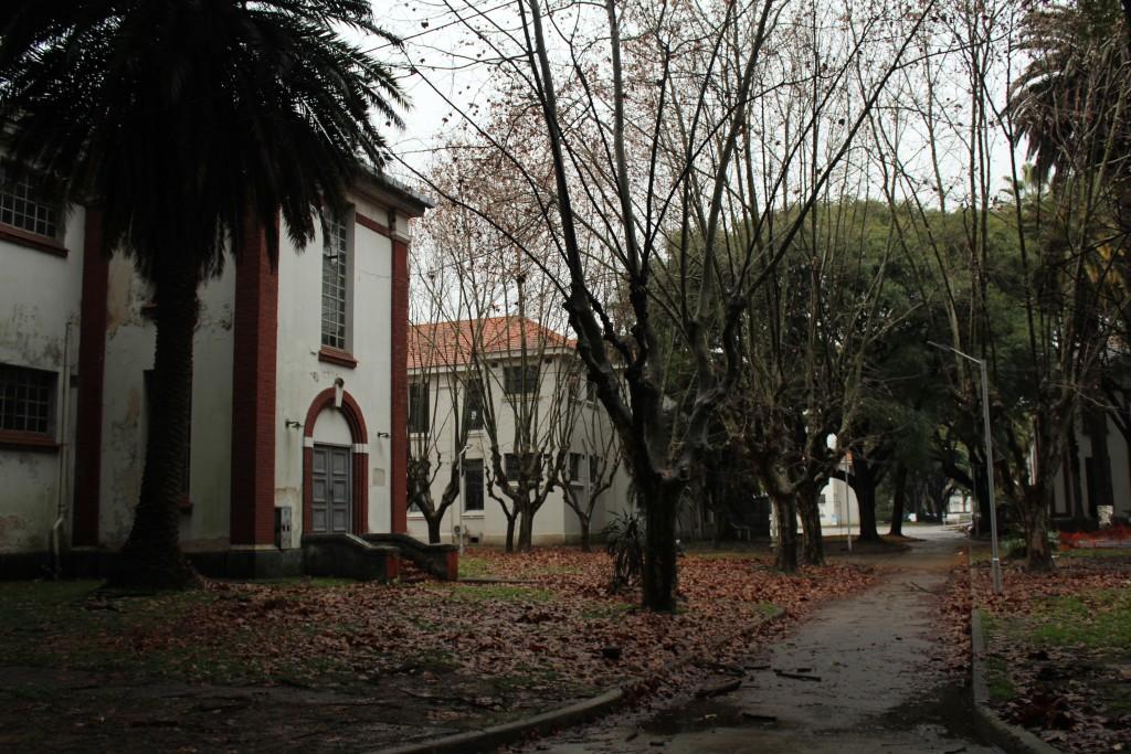Até 2007 a ESMA era propriedade das Forças Armadas. Em 2010, o então presidente Nestor Kirchner ordenou a saída dos militares do local. Foto por: Ethel Rudnitzki
