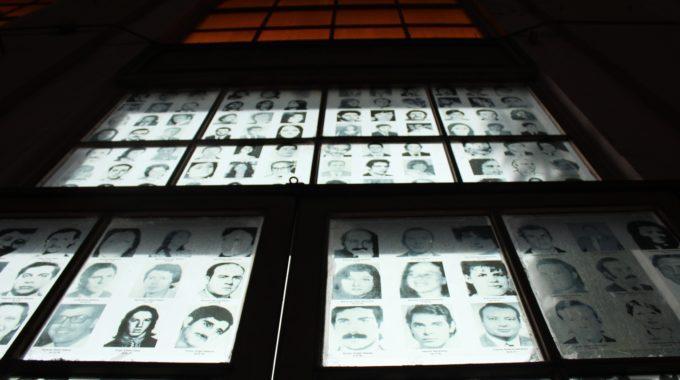 A Violência Da Ditadura Foi Maior Entre 1976 E 1977, Deixando Milhares De Desaparecidos, Em Sua Maioria Jovens De 18 A 32 Anos. Foto Por: Ethel Rudnitzki