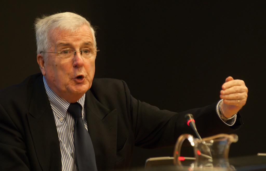 Félix Peña. Foto divulgação da UBA.
