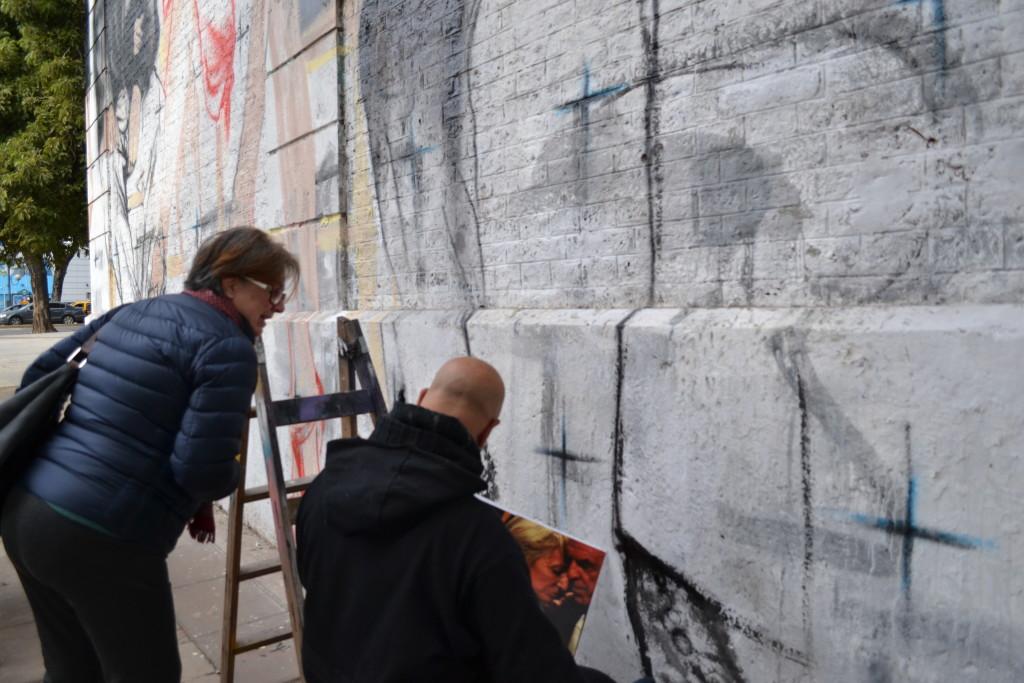 Foto 2- Grafite