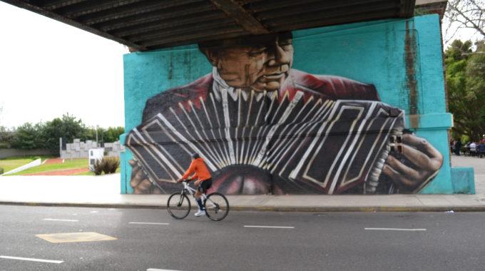 Arte De Rua Na Argentina é Mais Valorizada Que No Brasil