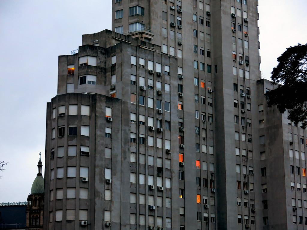 Edifício Kavanagh, em Buenos Aires