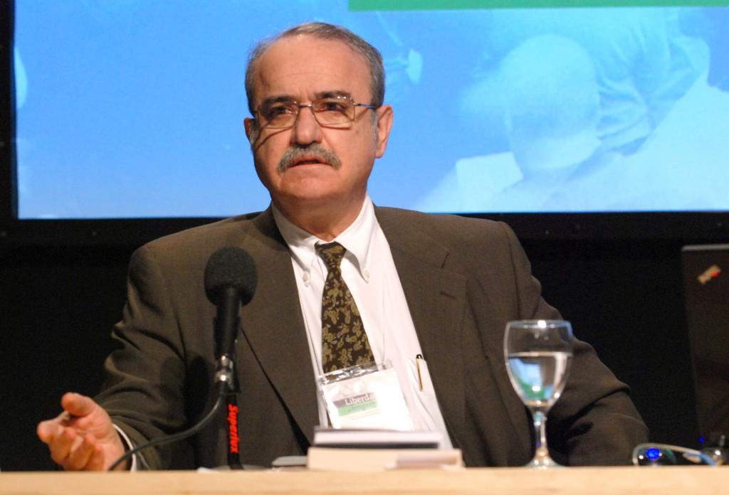 Carlos Eduardo Lins da Silva, autor do livro Correspondente Internacional e ex correspondente nos EUA.