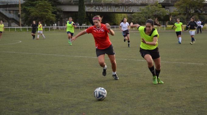 As Mulheres Do Futebol Argentino