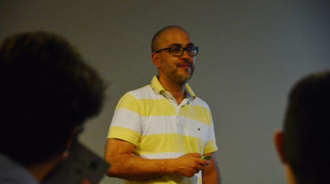 Visita Ao Congresso E Conversa Com Alan Maques