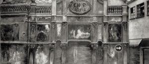 Fachada do Cine Dore nos anos 1920. Crédíto: Site do Ministério da Cultura da Espanha
