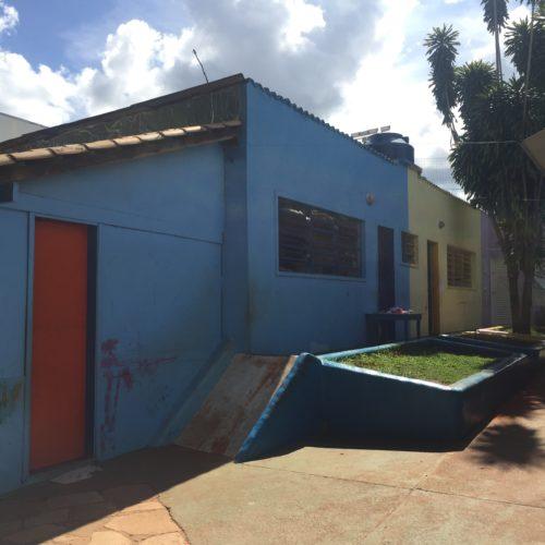 Sala De Aula Dos Ciclos 3, 4 E 5. Foto Por: Juliana Lima