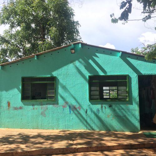Sala De Aula Dos Ciclos 1 E 2. Foto Por: Juliana Lima