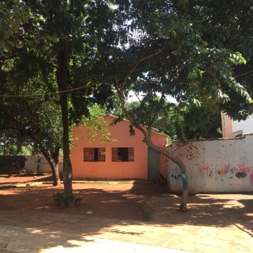 Sala De Aula Do Ciclo 6. Foto Por: Juliana Lima