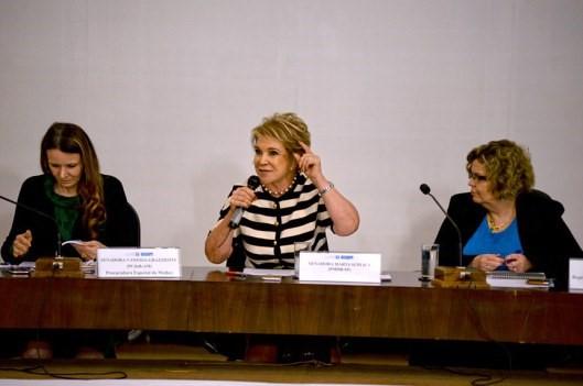 Marta Suplicy é Hostilizada Em Evento No Distrito Federal