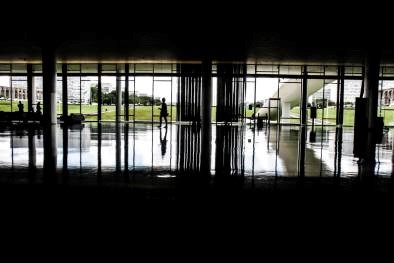 Entrada do Palácio do Planalto. Créditos: Fábio Bispo