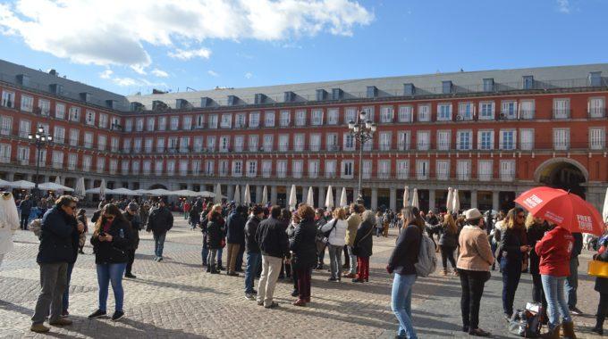 Espanha Recebe O Maior Número De Turistas De Toda A Sua História