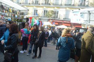 Seja em feiras de rua, restaurantes ou lojas, turistas na Espanha gastaram mais de 77 bilhões de euros em 2016.