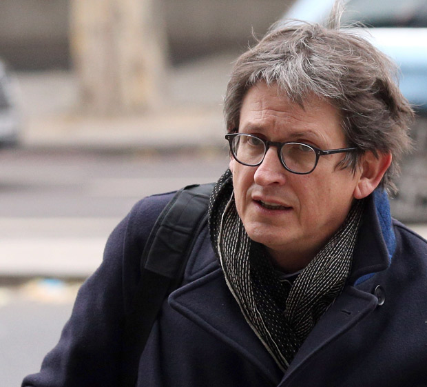 "Alan Rusbridger, ex-editor-chefe do jornal ""The Guardian"". Foto: Oli Scarff/Getty Images"