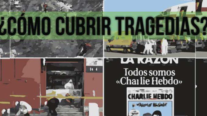 Periodista: Lee Este Decálogo Para Informar Sobre Tragedias