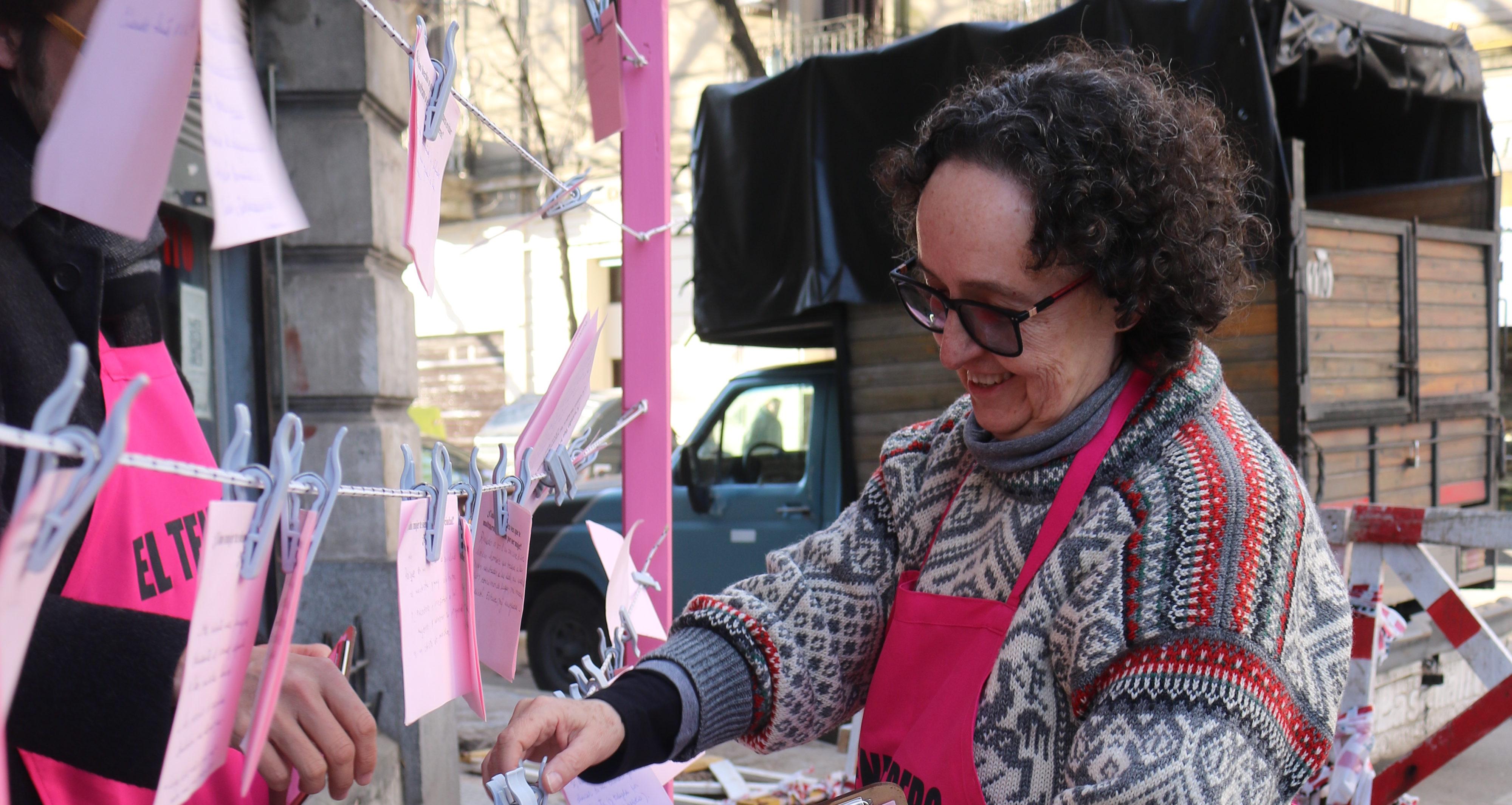Artista Mexicana Leva Exposição Feminista à Argentina, Onde 93% Das Mulheres Já Foram Assediadas