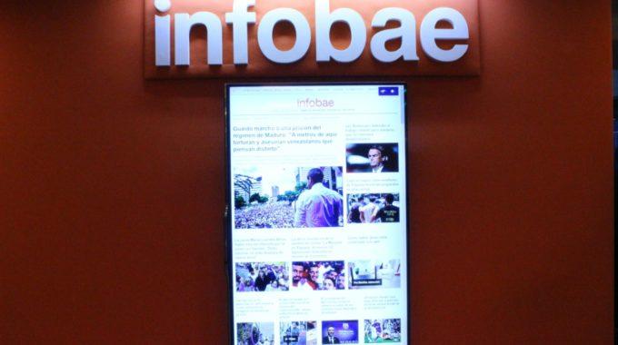 Infobae – O Presente é Digital