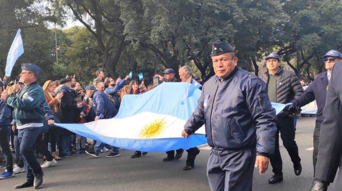A Rejeição à Ditadura E O Apoio A Um Desfile Militar